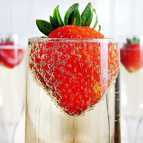 (STRAWBERRIES & CHAMPAGNE Soap Making Fragrance Oil, Bath Body Products, Lotions Creams 50ml/1.7oz VEGAN & CRUELTY FREE)