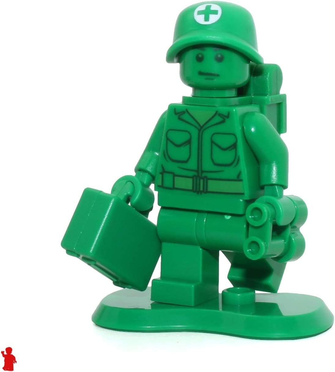 LEGO Toy Story MiniFigure - Green Army Man (Medic w/ Backpack) 7595