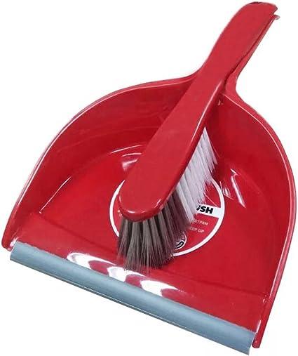 LOLPI - Juego de escoba de mesa mini para limpieza de ...