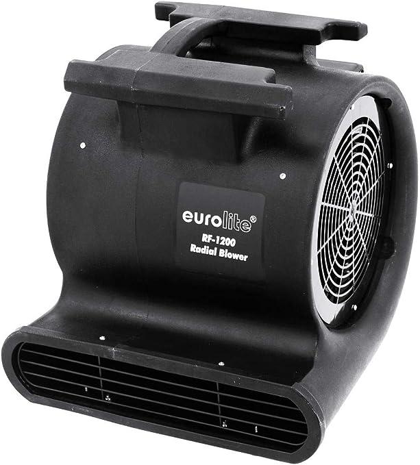 Eurolite RF-1200 060972 - Ventilador radial, negro: Amazon.es ...