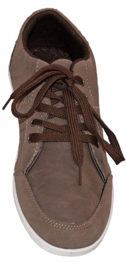 X Moza Con Para braun CasualFarbe Cordones Hombre Men Zapatos SzpVqUM