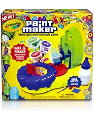 (新低)CRAYOLA涂料制造器玩具,
