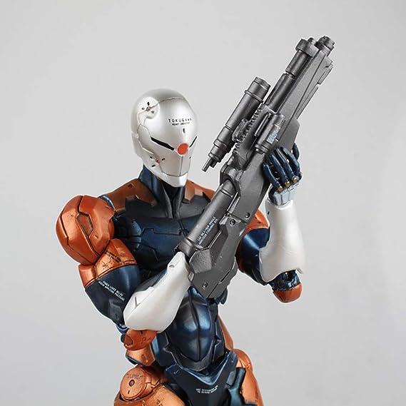 Yingjianjun Figura de acción Mini Revoltech Yamaguchi # 005 ...