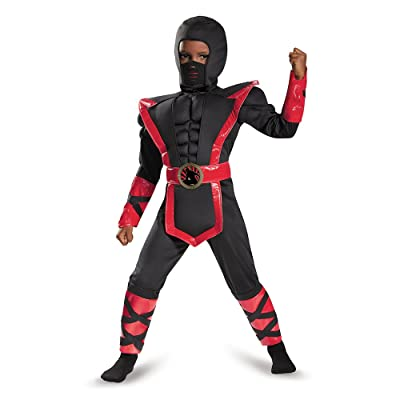 Disguise - Boy's Ninja Costume: Toys & Games