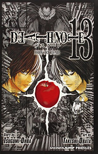 Death Note, Vol. 13: How to Read (Washington Light Night)