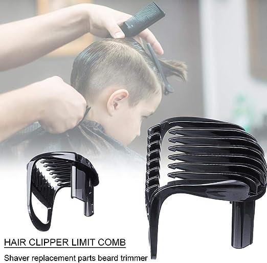 Peine del límite de la cortadora de cabello, pieza de repuesto de ...