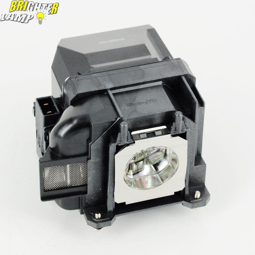 ELP-LP87 Epson Projector Lamp Replacement Projector Lamp Assembly with Genuine Original Ushio Bulb Inside.