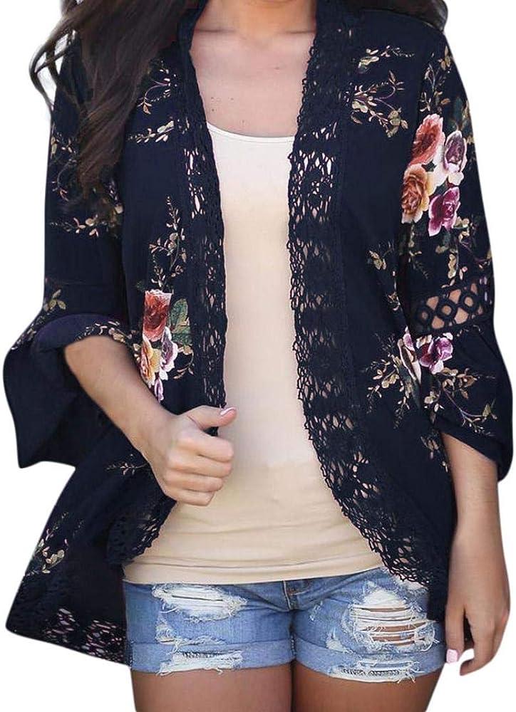 YouzhiWan007 Autumn Winter Floral Fashion Style Women Ladies Long Sleeve Biker Short Coat Jacket Printed Zip Top Outwear Streetwear