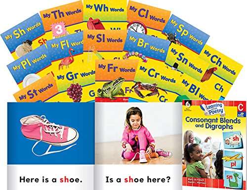 - Building Language through Phonics: Level C: Consonants, Blends, and Digraphs