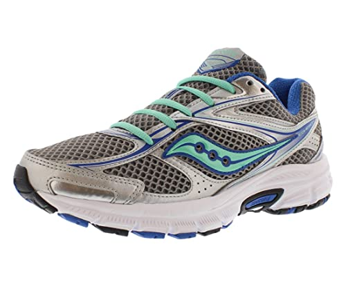 SAUCONY coesione 4 Donna Running Sneaker UK 8