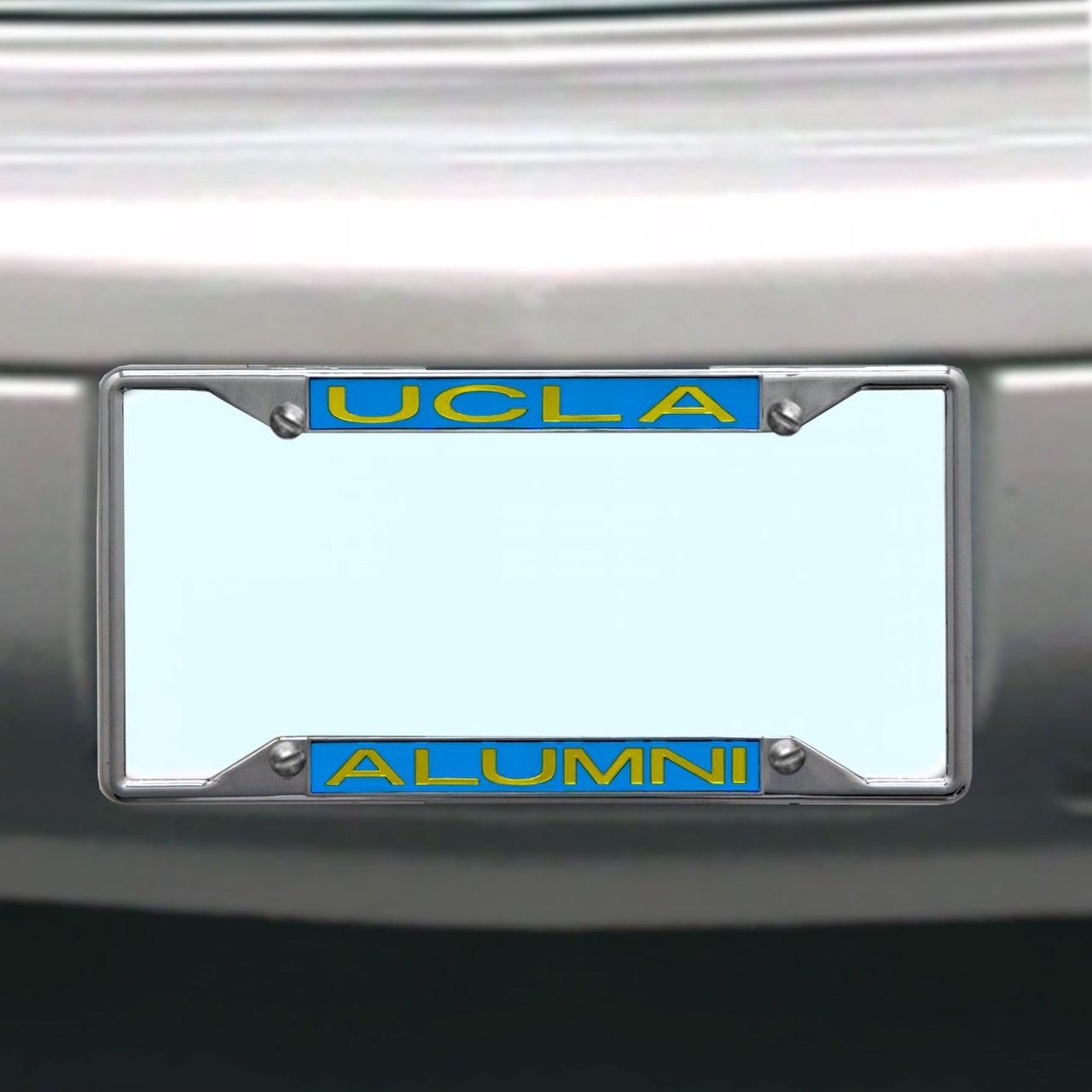 NCAA UCLA Bruins License Plate Frame Alumni