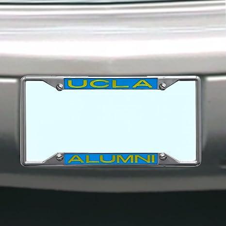 Amazon.com : NCAA UCLA Bruins License Plate Frame Alumni : Sports ...