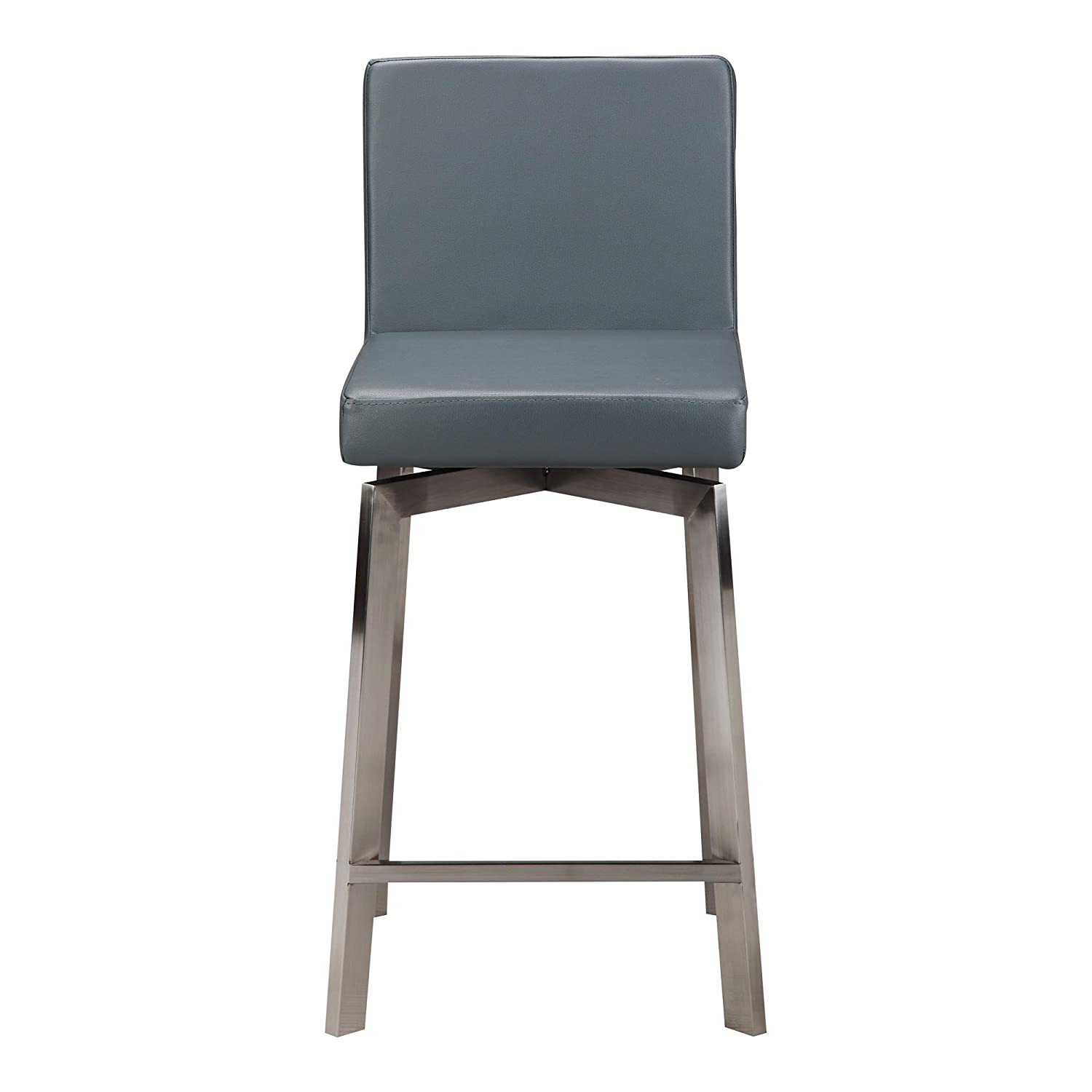 Wondrous Moes Home Collection Giro Counter Stool Grey Pdpeps Interior Chair Design Pdpepsorg