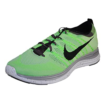finest selection 8544f 992f4 NIKE flyknit lunar one+ mens running trainers 554887 300 sneakers shoes  plus (uk 10.5 us