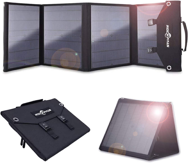 Rockpals ソーラーパネル 100W
