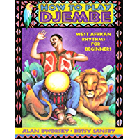 How to Play Djembe: West African Rhythms for Beginners book cover