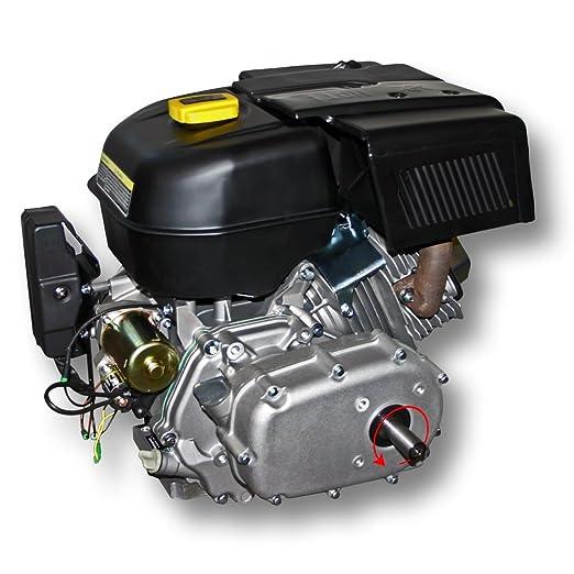 WilTec Motor de Gasolina LIFAN 188 9,5kW (13hp) con Embrague en ...