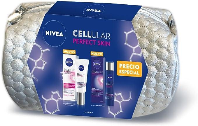 Nivea Navidad 15 - Pack regalo (tratamiento perfeccionador + serum nocturno): Amazon.es: Belleza