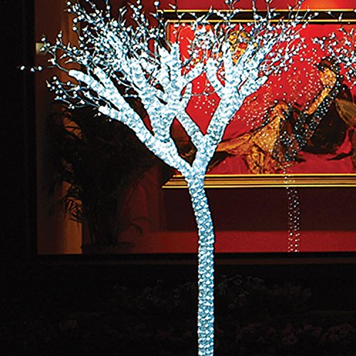 Commercial Grade Christmas Decorations: Seasons Designs Giant Lighted LED Commercial Grade Ice