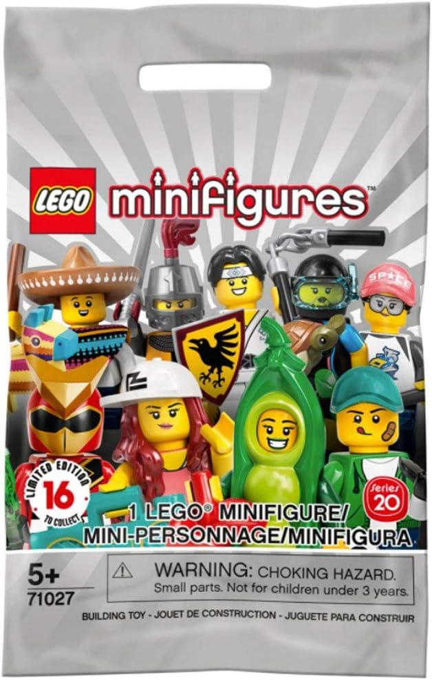"LEGO MINIFIGURES SERIES 20 ~ The /""BREAK DANCER/"" ~ SEALED PACK 71027"