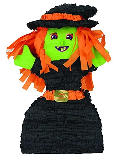 pinatas happy halloween witch 19 game party decoration and photo prop