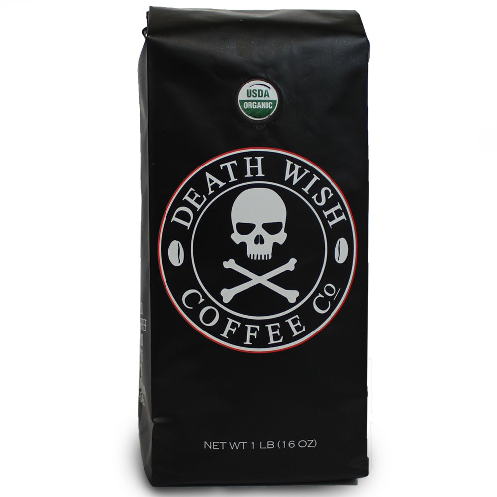 Death Wish Coffee The World's Strongest Coffee