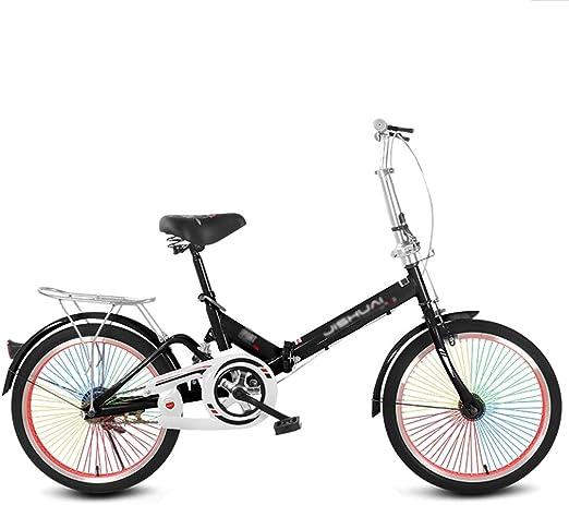 Bicicletas Triciclos Plegable Adulta De 20 Pulgadas Viaje del ...