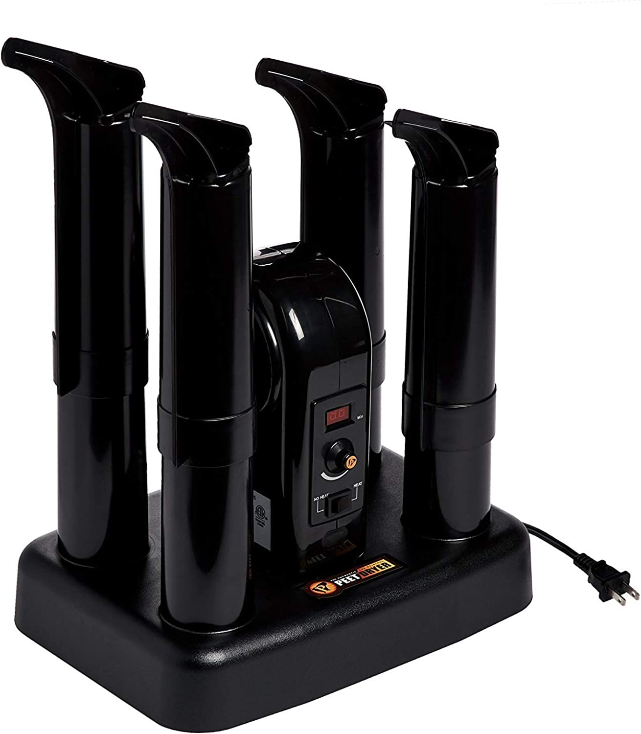 PEET, Advantage 4-Shoe Electric Express Shoe and Boot Dryer: Clothing