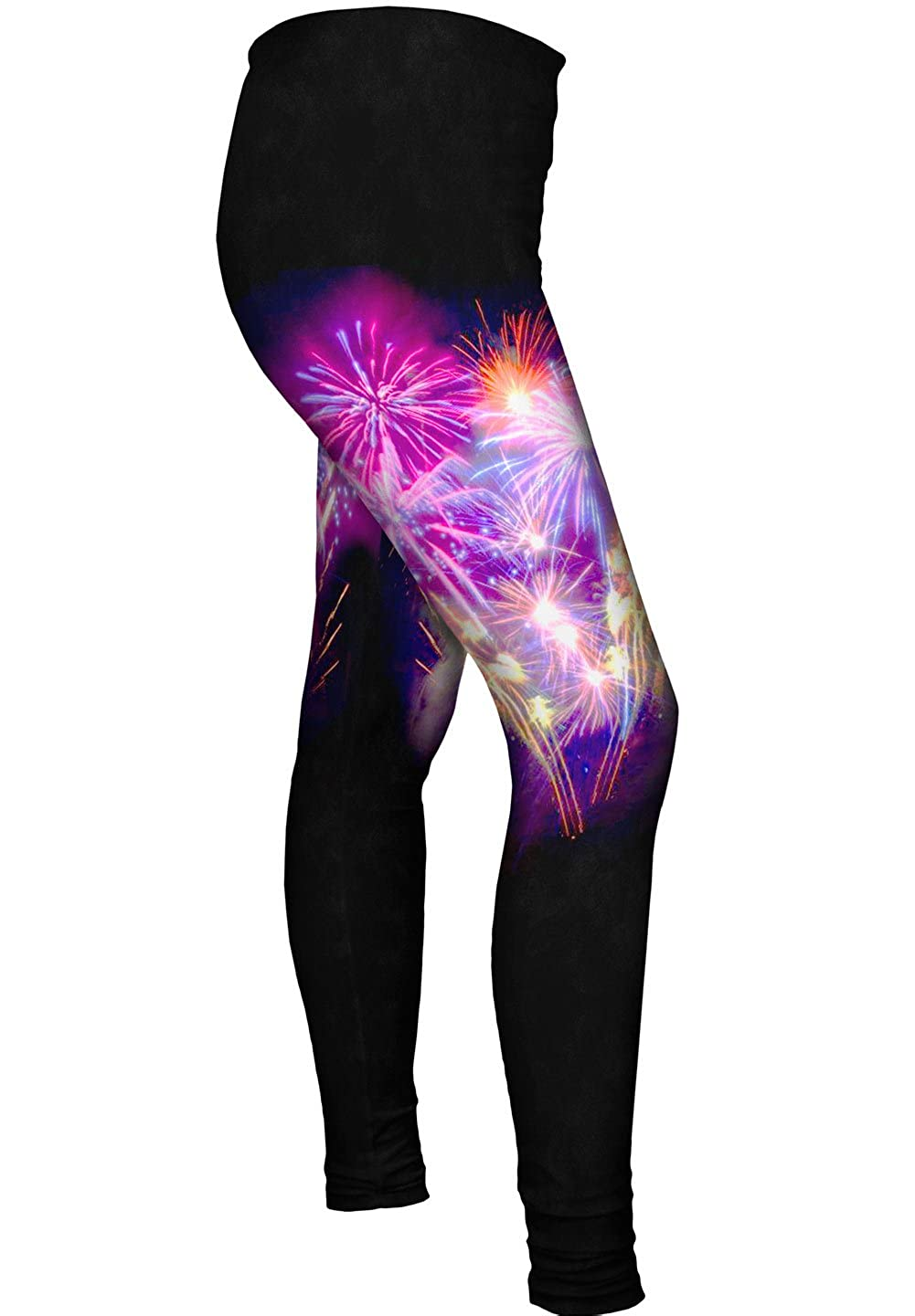 Ladies Womens Leggings Yizzam Fourth of July Party