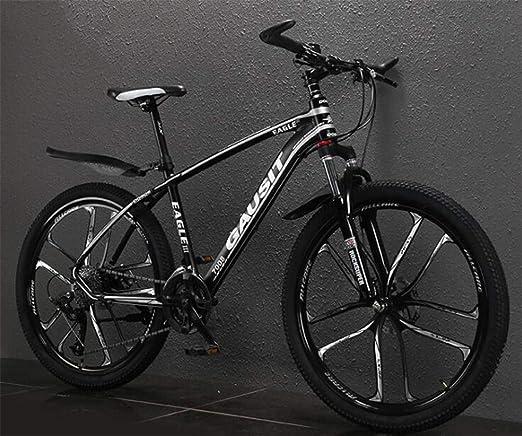 Tbagem-Yjr Suspensión De Doble Bicicletas De Montaña, 26 Pulgadas ...