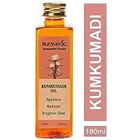 Auravedic Saffron Kumkumadi Oil, 100ml