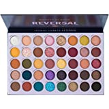 Beauty Glazed Reversal Planet Eyeshadow Palette, High Pigmented 40 Colors Natural Makeup Pallets Easy to Blend Shades…