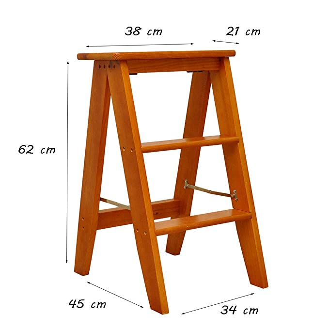 Taburete de escalera Taburete simple Escalera Escalera de ...