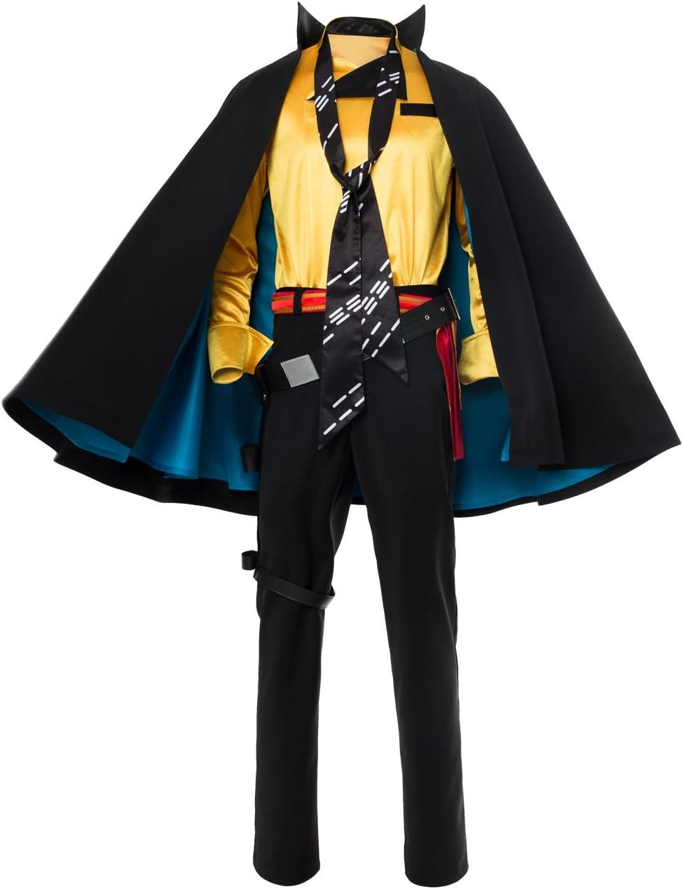 Bilicos Han Solo: A Story Lando Calrissian Outfit Traje de Cosplay ...