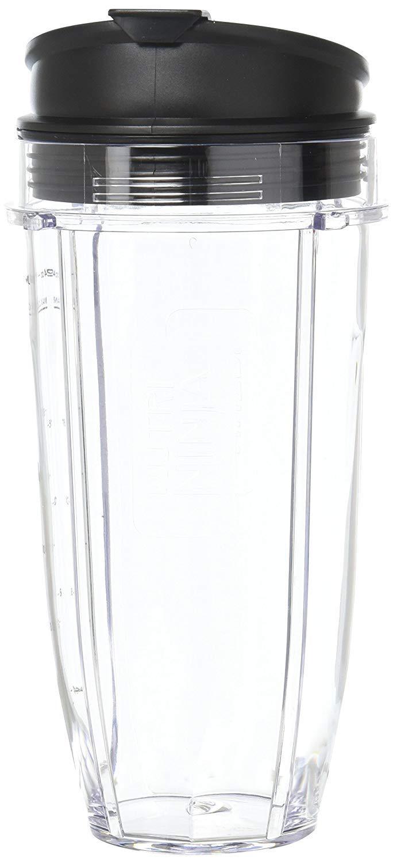 24 oz vasos para Tritan Nutri Ninja Auto IQ Series batidoras xsk2424 con tapas Sip & Seal.: Amazon.es: Hogar