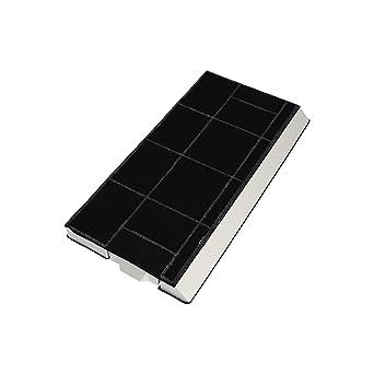 Filtre /à charbon actif Hotte aspirante Bosch Siemens 434229 K/üppersbusch 566752 DHZ4506 KF280002 LZ45501 Z5144X1
