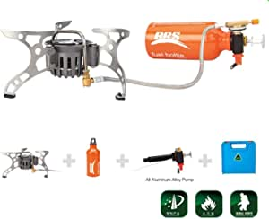 Estufa de gas multiusos para camping, picnic, cocina al aire ...