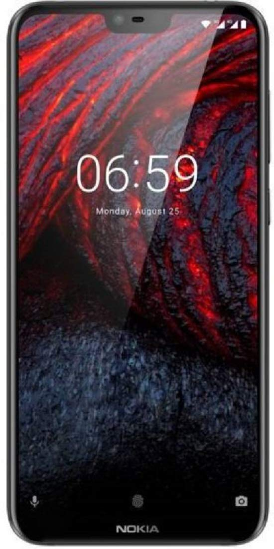 Nokia 6.1 Plus | 6 GB