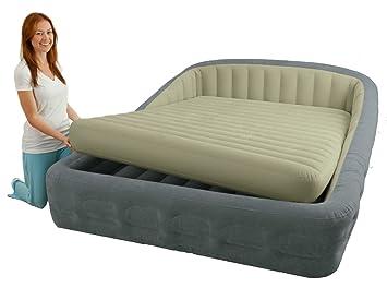 lit gonflable deux personnes intex comfort frame. Black Bedroom Furniture Sets. Home Design Ideas