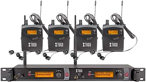 XTUGA RW2080 Rocket Audio in Ear Monitor System
