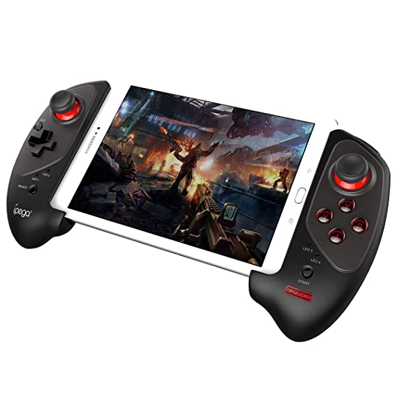 IPEGA PG-9083S Wireless 4 0 Joystick Gamepad with 5-10 Inch Telescopic  Holder for Android/iOS Smartphone Android Tablet Smart PC TV Box