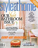 Best Home Styles Shower Heads - Style At Home Magazine September 2013 OUR BEST Review