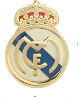 Williams and Clark Real Madrid Club de Fútbol Soccer Lapel Pin Tie Tac