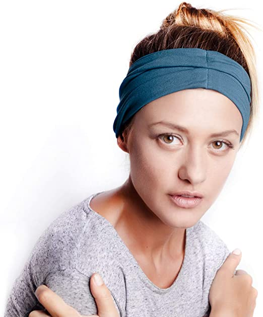 Knot Headband Turban Headband Yoga Headband Soft Headband Twist Headband Nurse Headband Earthy Hearts Headband