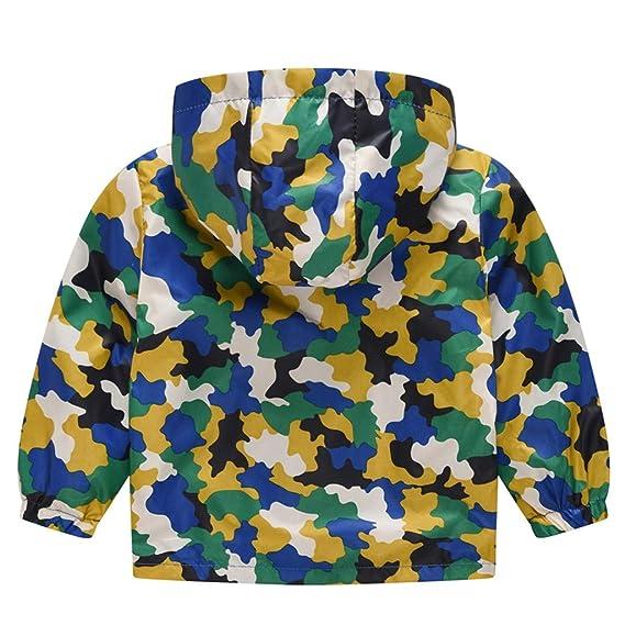 Bestow Camisa de Manga Larga con Estampado de Leopardo en Forma de Mariposa de Camuflaje para principios de con Capucha: Amazon.es: Ropa y accesorios