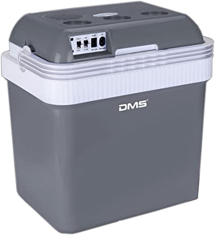 DMS® Kühlbox Kühltasche Gefriertasche 25L Getränkebox Wärmebox 12-24V LKW /& PKW