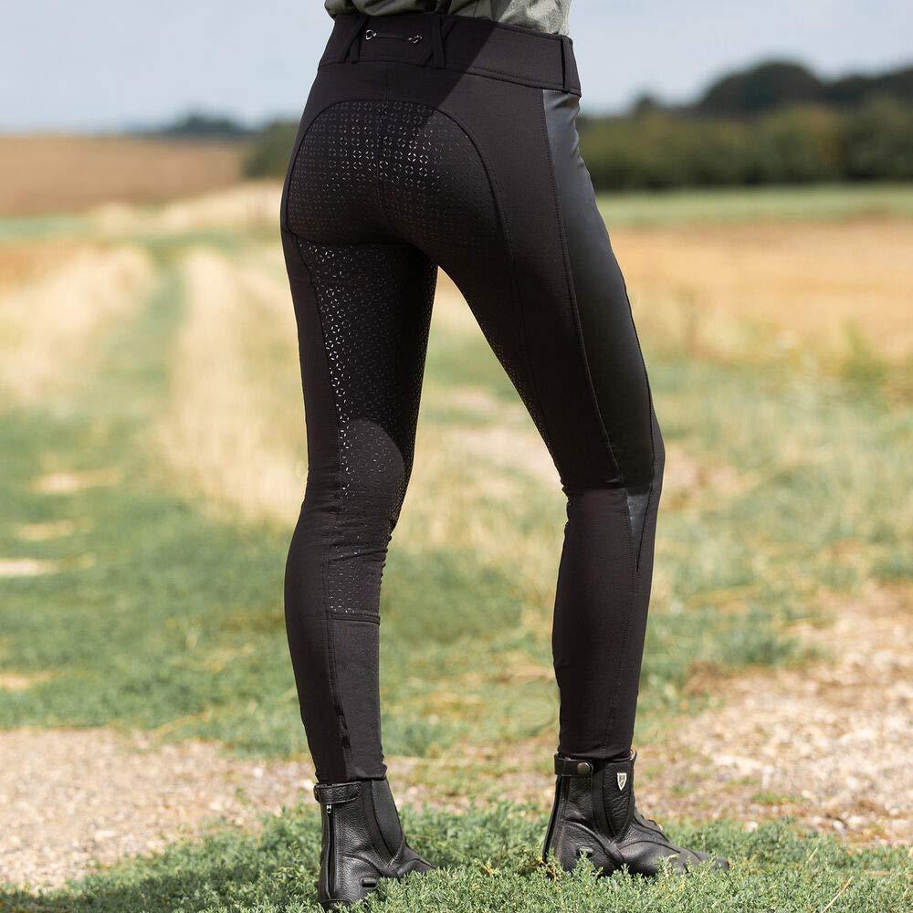 Horze Emelia Womens Silicone Full Seat Breeches