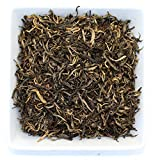 Tealyra - Huang Cha - Rare Yellow Tea - Best Chinese Yellow Loose Leaf Tea - Organically Grown - Antioxidants Rish - Caffeine Medium - 110g (4-ounce)