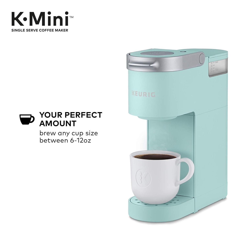 Keurig K Mini Coffee Maker Single Serve K Cup Pod Coffee ...