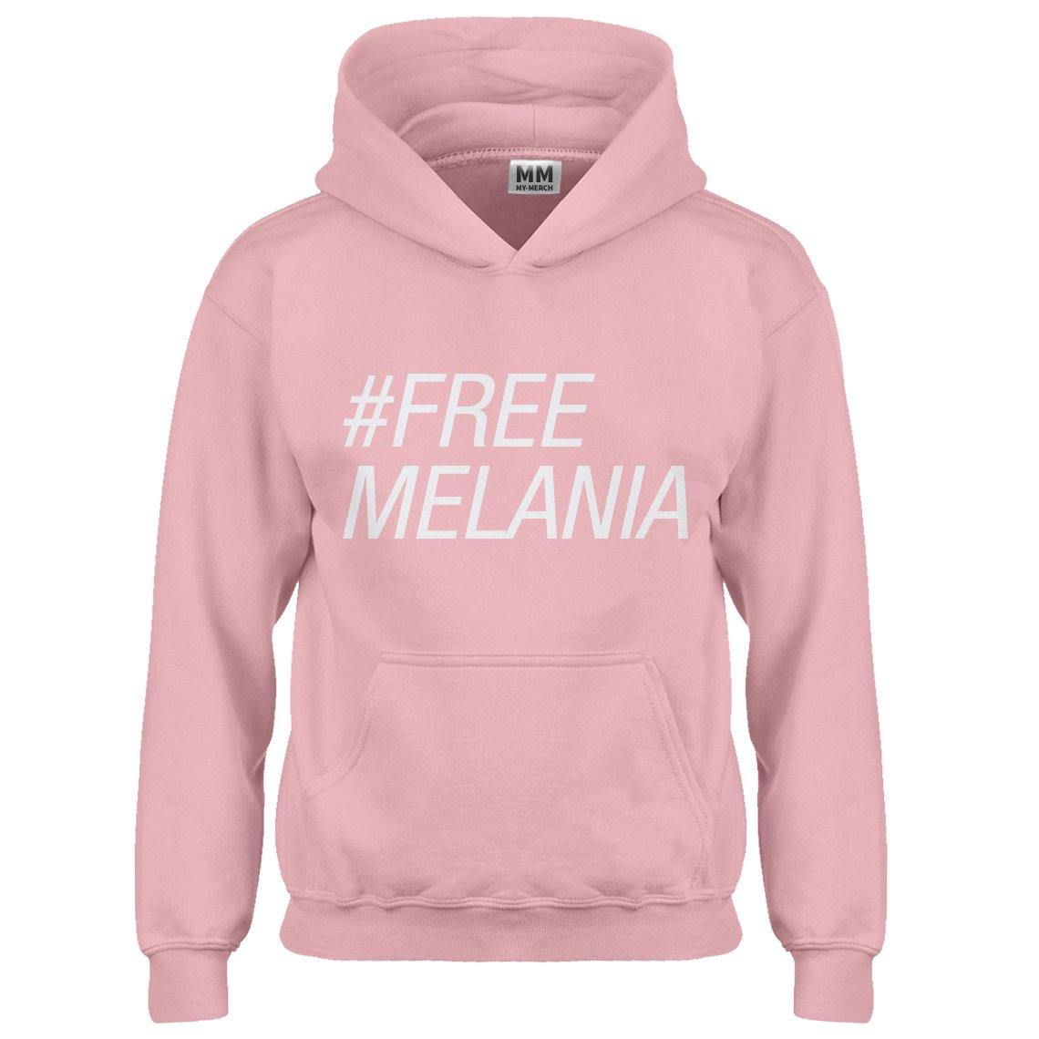 Indica Plateau Youth Free Melania Kids Hoodie
